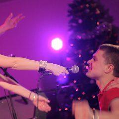 Кавер-группа на Новый год