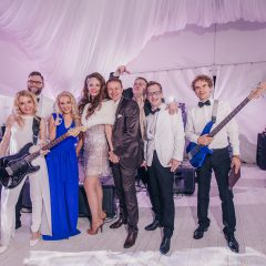 Кавер группа Жар-птица на свадьбу